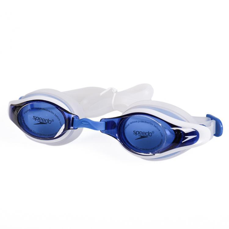 速比涛speedo 男女款 夏新游泳镜高清防雾防水眼镜泳镜  8-113173537