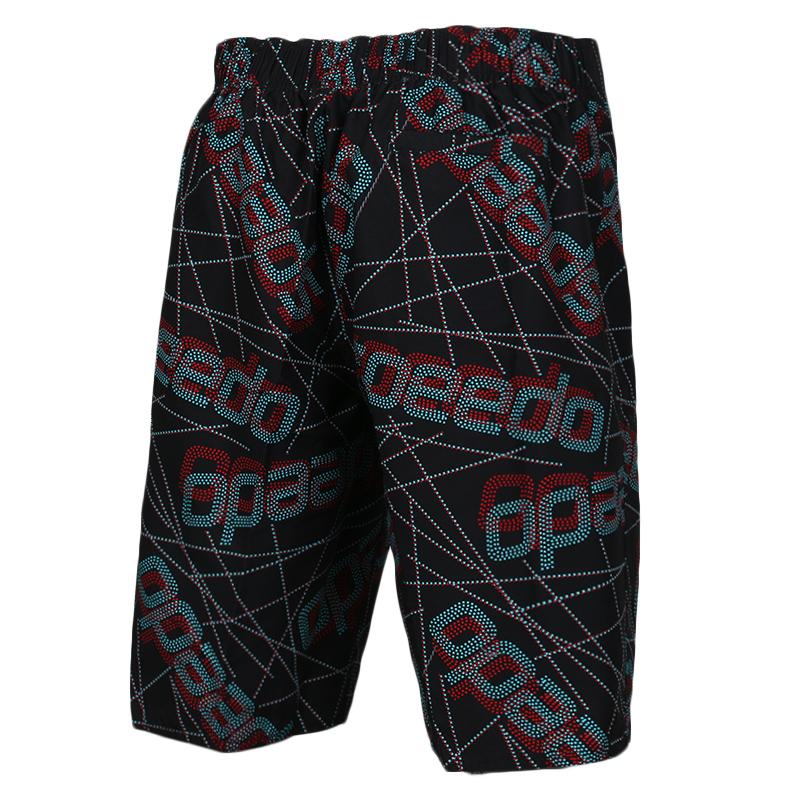 速比涛speedo 男裤及膝泳裤海边度假居家沙滩裤 8-09241C514