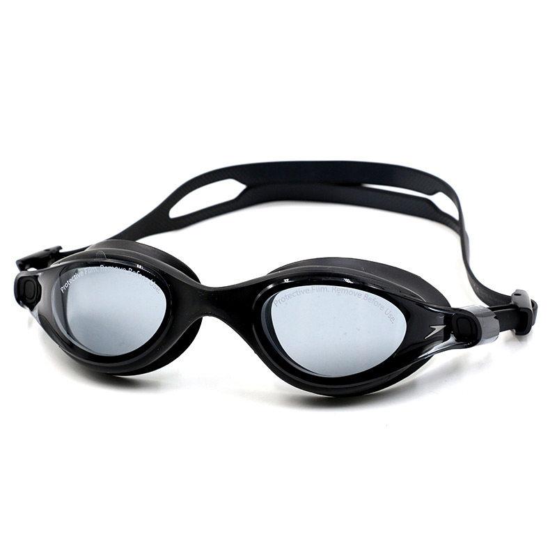 速比涛Speedo 泳镜大框舒适游泳眼镜男女游泳眼镜 8-109657649