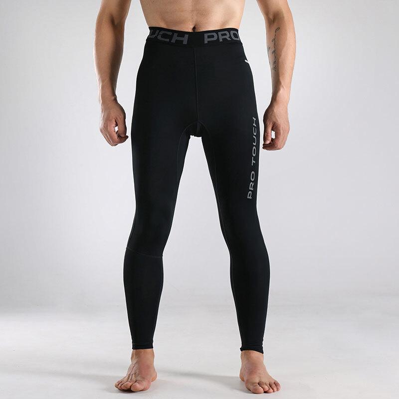 PRO TOUCH 普塔 男裤 速干跑步运动裤透气紧身长裤  266832-901050 266832-900050