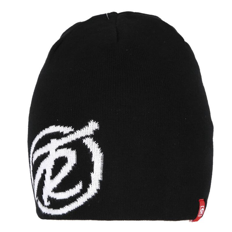 探路者男女通用帽子 秋冬款户外运动棉感双面佩戴舒适保暖休闲滑雪帽ZELF90112-G01G