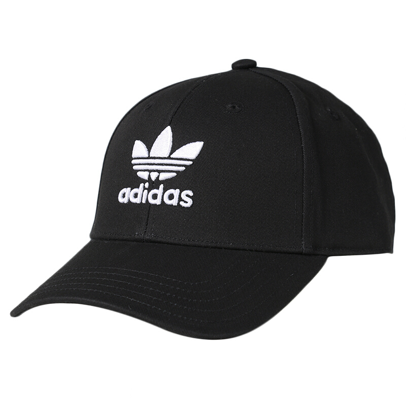 阿迪达斯三叶草 Adidas 中性 运动棒球帽休闲遮阳帽鸭舌帽户外旅游帽子 EC3603