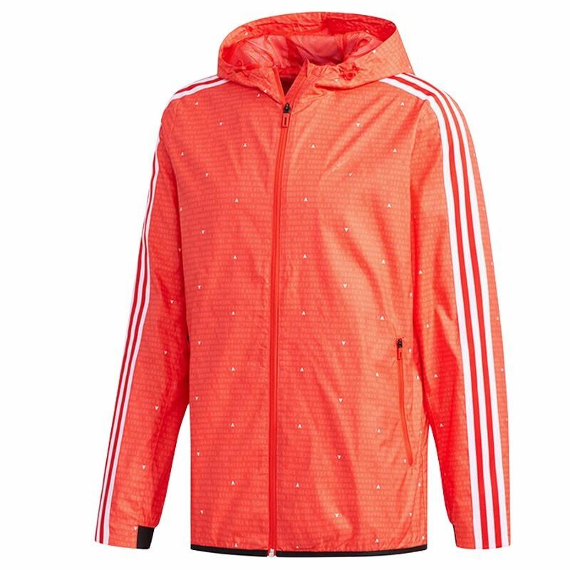 Adidas 阿迪达斯 男子 休闲时尚连帽夹克外套DW4623