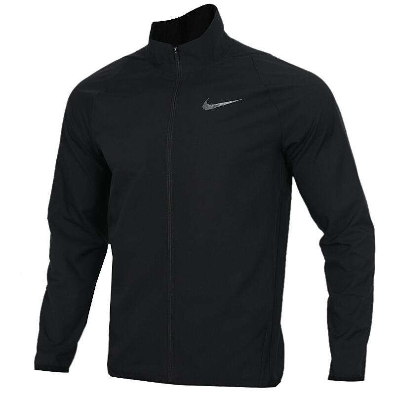 耐克Nike 男子 2020秋冬新款梭织防风立领休闲开衫夹克外套   928011-013