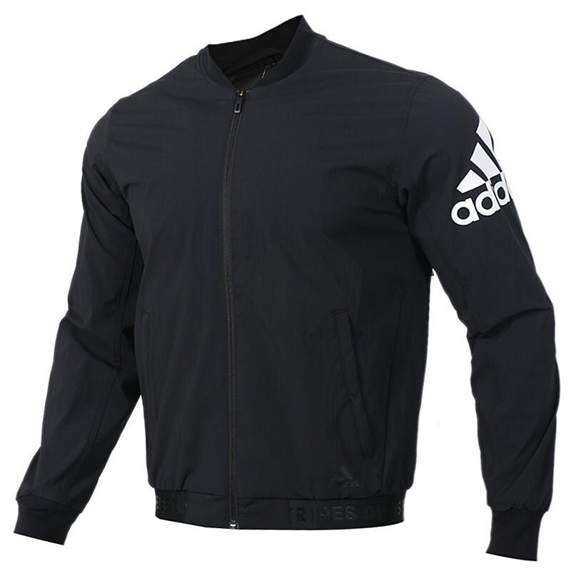 Adidas阿迪达斯BOMBER WV WARM男子夹克 外套DW4588 尺码偏小一码