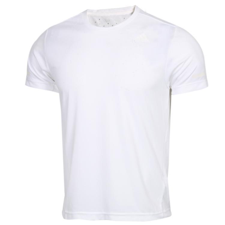 阿迪达斯 Adidas CHILL TEE 男子 运动服跑步训练休闲日常舒适透气圆领T恤衫短袖 EI6393
