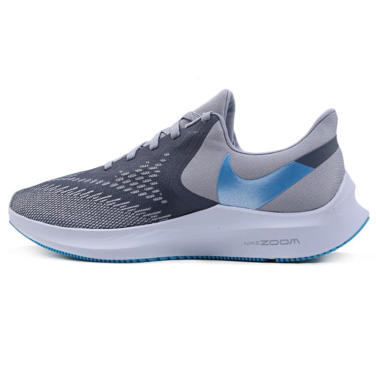 Nike耐克ZOOM WINFLO 6男子跑步鞋 AQ7497 AQ7497-400