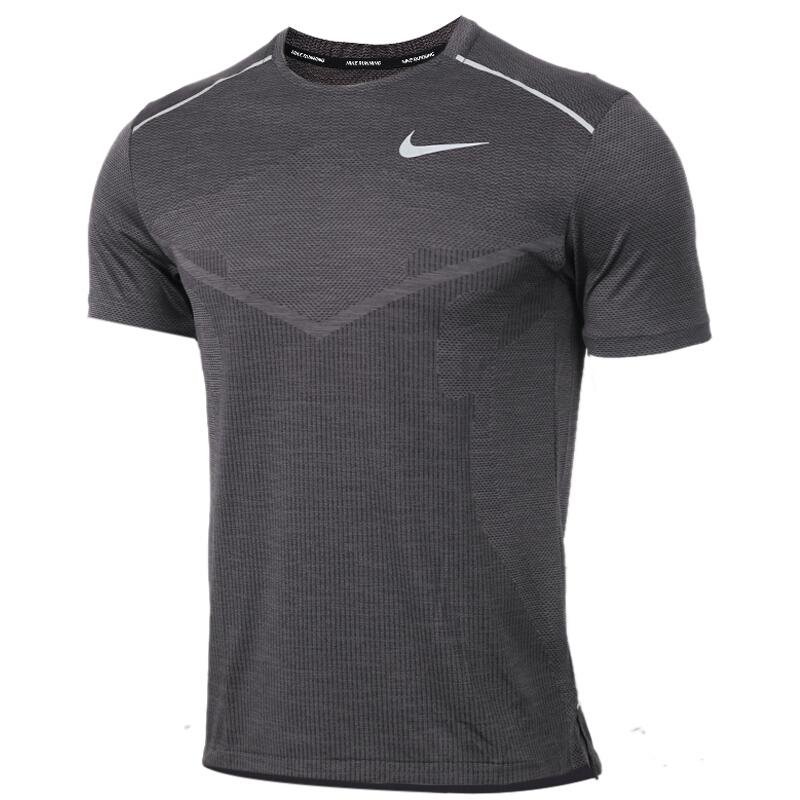 Nike 耐克 NK TECHKNIT ULTRA TOP SS 男子 短袖T恤AJ7616 AJ7616-010