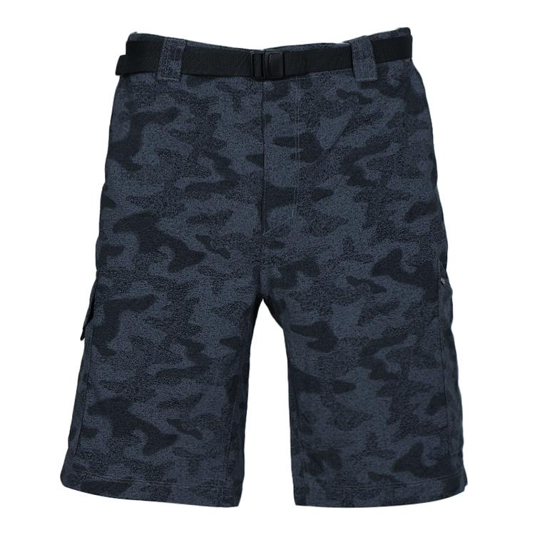 Columbia 哥伦比亚 男子 轻薄迷彩透气速干短裤五分裤AE4723 AE4723012 AE4723465