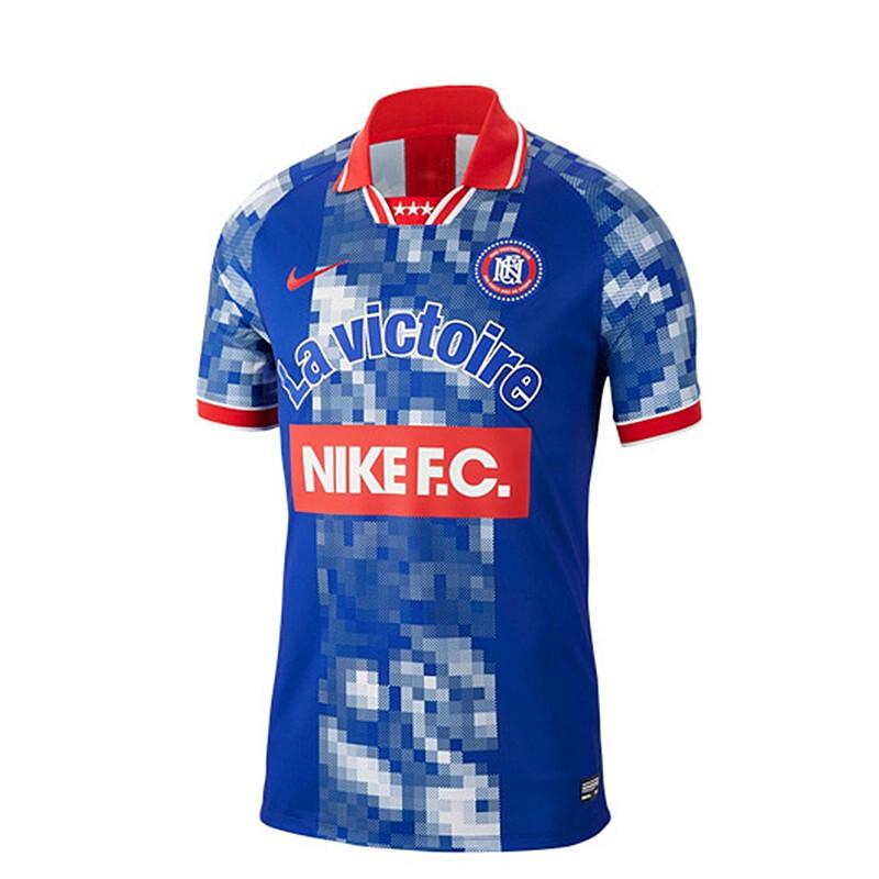 Nike 耐克 F.C FTBL JSY HOME SS 男子 短袖T恤 AQ0661 AQ0661-438