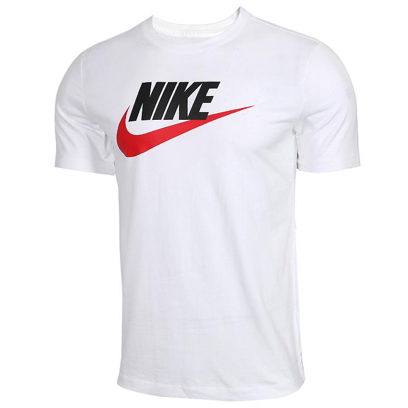 耐克Nike 运动跑步运动训练健身圆领半袖T恤 AR5005 AR5005-100  AR5005-101
