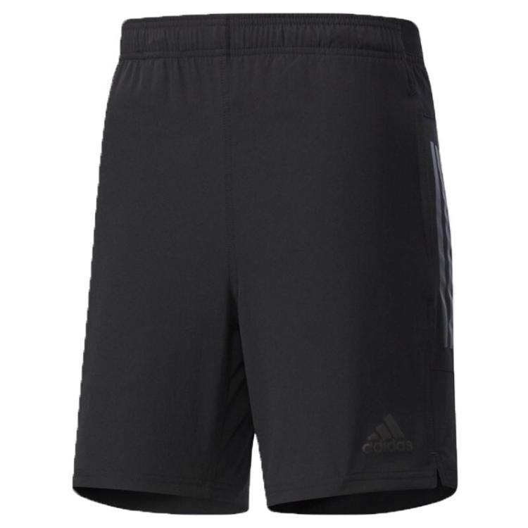 Adidas 阿迪达斯  男子 跑步训练宽松透气短裤梭织短裤 CV4293