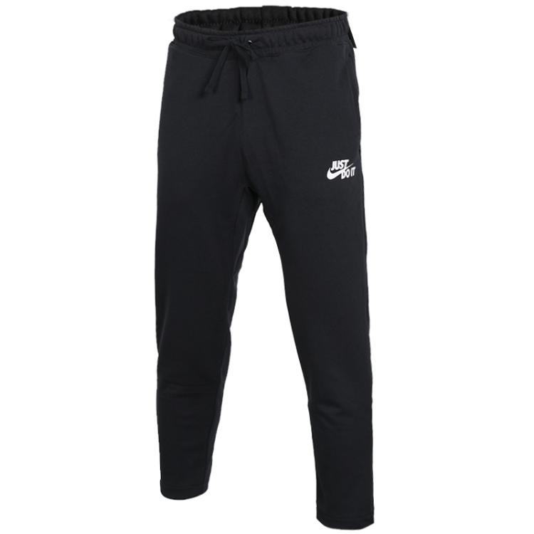 耐克NIKE  男子 休闲针织透气长裤  AJ2330-010
