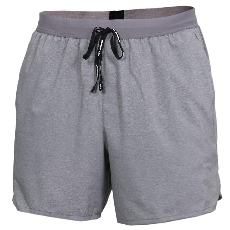 NIKE耐克男裤 2019新款跑步训练运动裤子宽松轻薄透气连环画印花梭织短裤  AJ7778  AJ7778-056/内置内裤