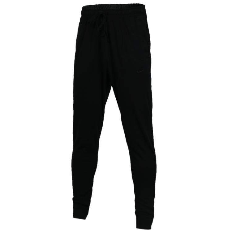 耐克NIKE 男裤 运动休闲透气修身跑步训练长裤 928444-010
