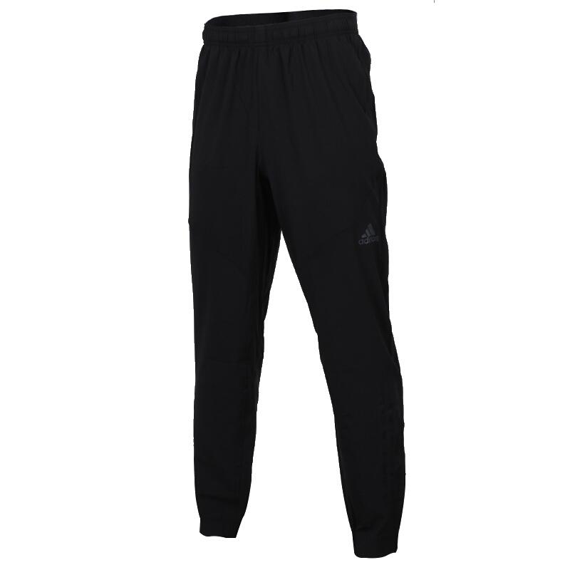 阿迪达斯Adidas  男子 户外跑步训练休闲舒适耐磨长裤 CG1506  偏大一码