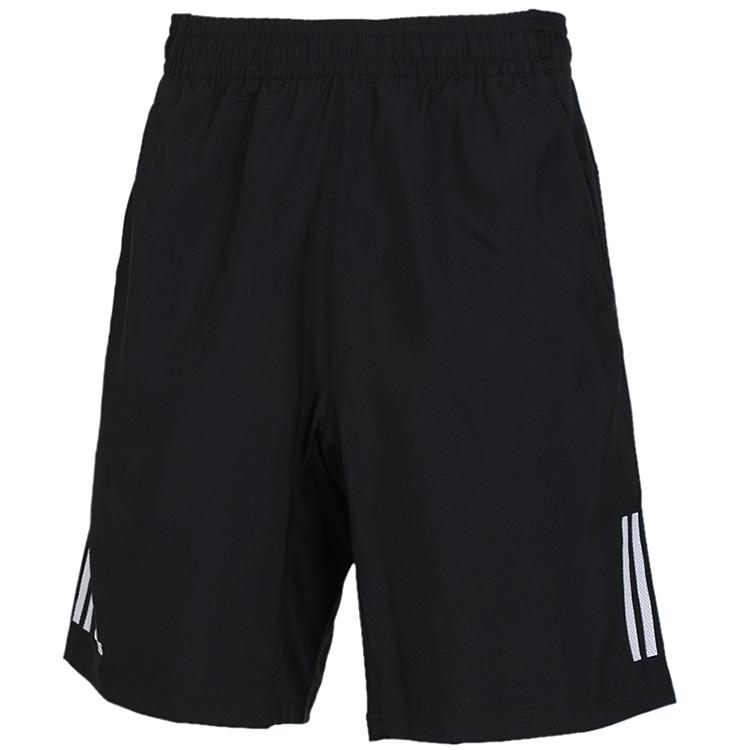 阿迪达斯Adidas  男子 运动裤休闲舒适训练健身短裤 DU0874