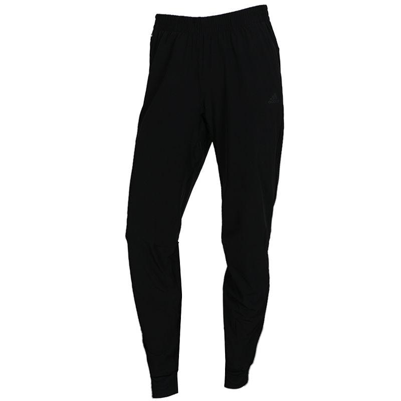 阿迪达斯 adidas 女子 运动裤梭织透气速干裤子 CW5773