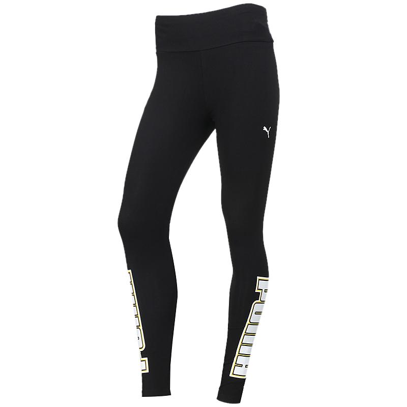 彪马 PUMARebel Reload Leggings 女子 紧身长裤 579536-01