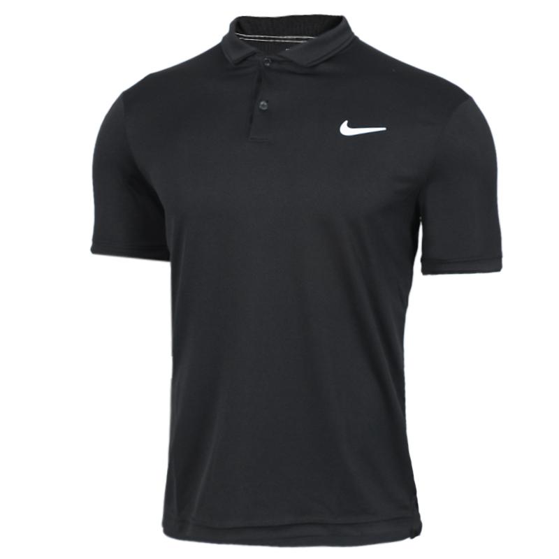 耐克NIKE 男装 运动休闲时尚潮流舒适透气POLO衫短袖T恤 939138-010
