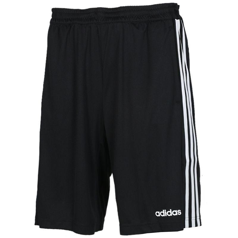 阿迪达斯 adidas  男子  运动裤足球速干五分裤 DT3050