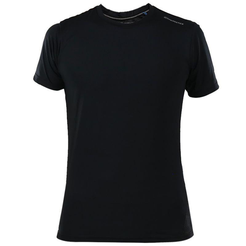 ENERGETICS  男子 跑步健身训练半袖运动短袖T恤 285262 285262-900050
