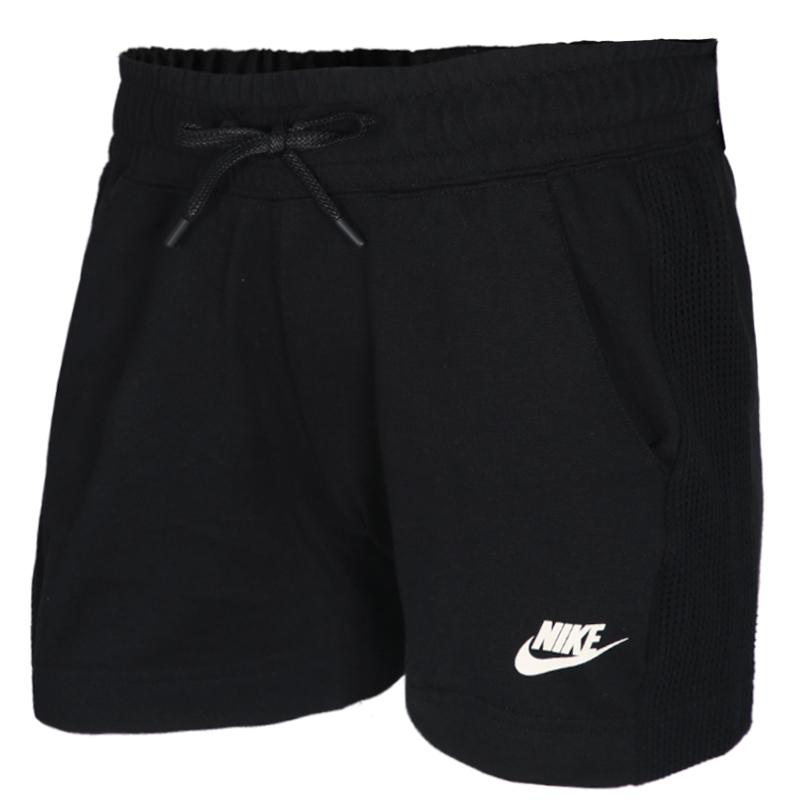 耐克 NIKE 女子 短裤 梭织短裤 AR9779-010