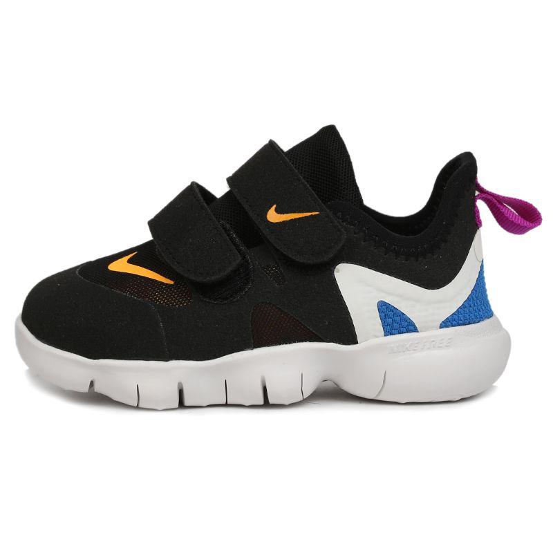 耐克 NIKE 婴童幼童鞋 魔术贴防滑耐磨运动跑步鞋休闲鞋  AR4146-003