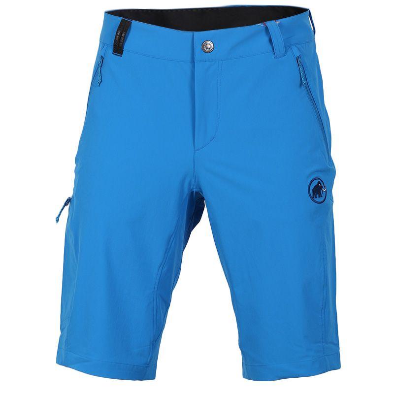 猛犸象 MAMMUT Runbold Shorts Men 男子 针织短裤 1020-06873-5528