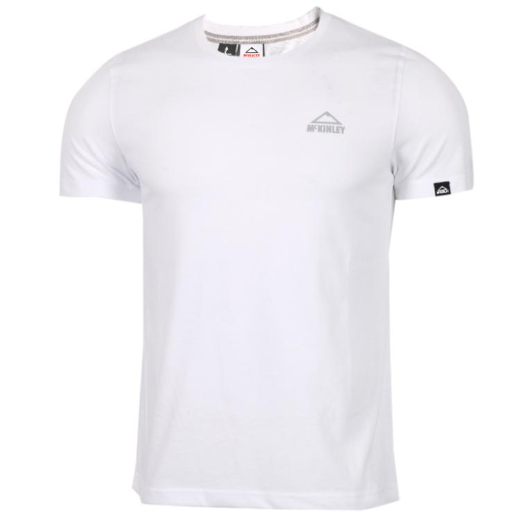 McKINLEY 男子 户外运动休闲圆领速干透气T恤  280978-001