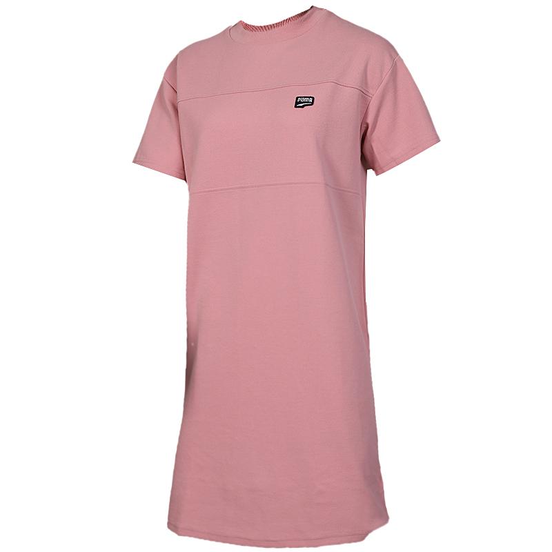 彪马 PUMA Downtown Dress 女子 短裤 连衣裙 595996-14