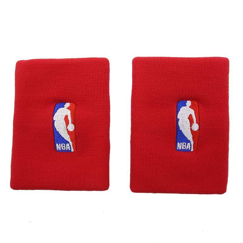 耐克Nike 男女 NBA吸汗透气运动健身篮球护腕 AC9682-654