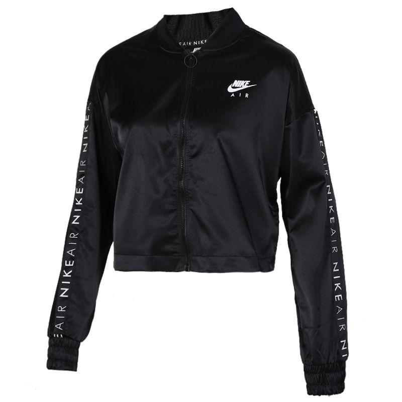 耐克 NIKE  女子 运动服短款上衣透气夹克 BV4780-010