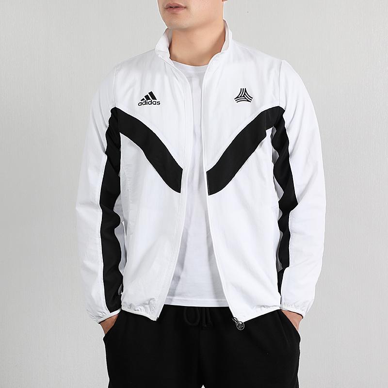 阿迪达斯 adidas TAN WOV JK 男子 梭织夹克 EC3023