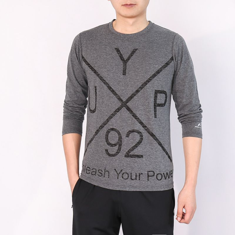 PRO TOUCH Toby ux L/S Tee SMU 男子 长袖T恤 260377-031