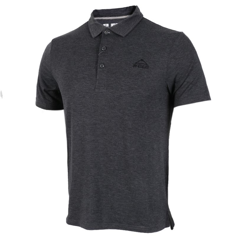 McKINLEY  男子 透气耐磨舒适翻领Polo衬衫T恤 266944-050