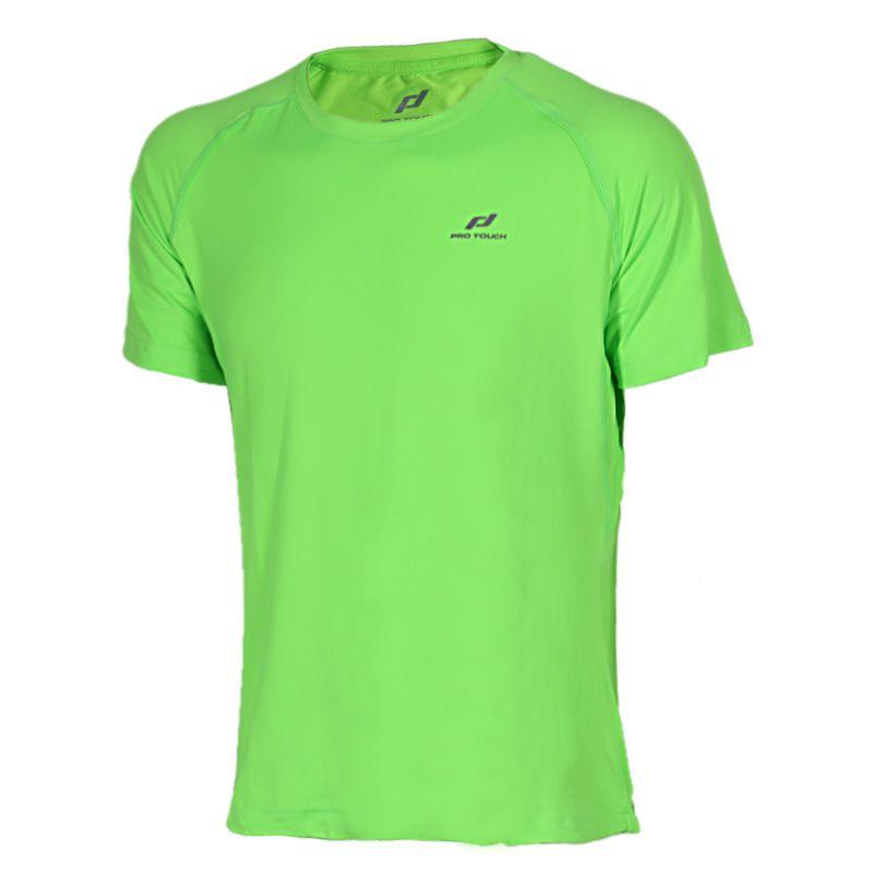 PRO TOUCH  男装 针织运动跑步健身速干休闲短袖T恤 246344-704