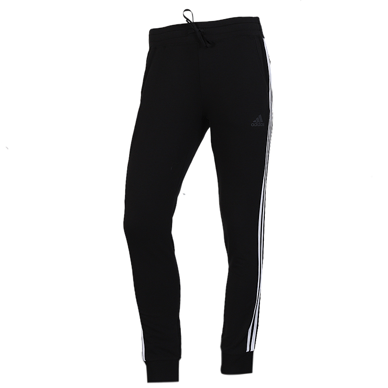 阿迪达斯 adidas 女子 运动裤收口长裤休闲裤 EH3885
