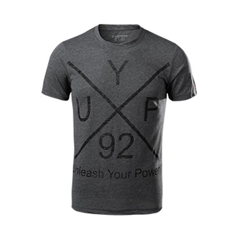 ENERGETICS  男子 针织透气运动T恤 256920-031