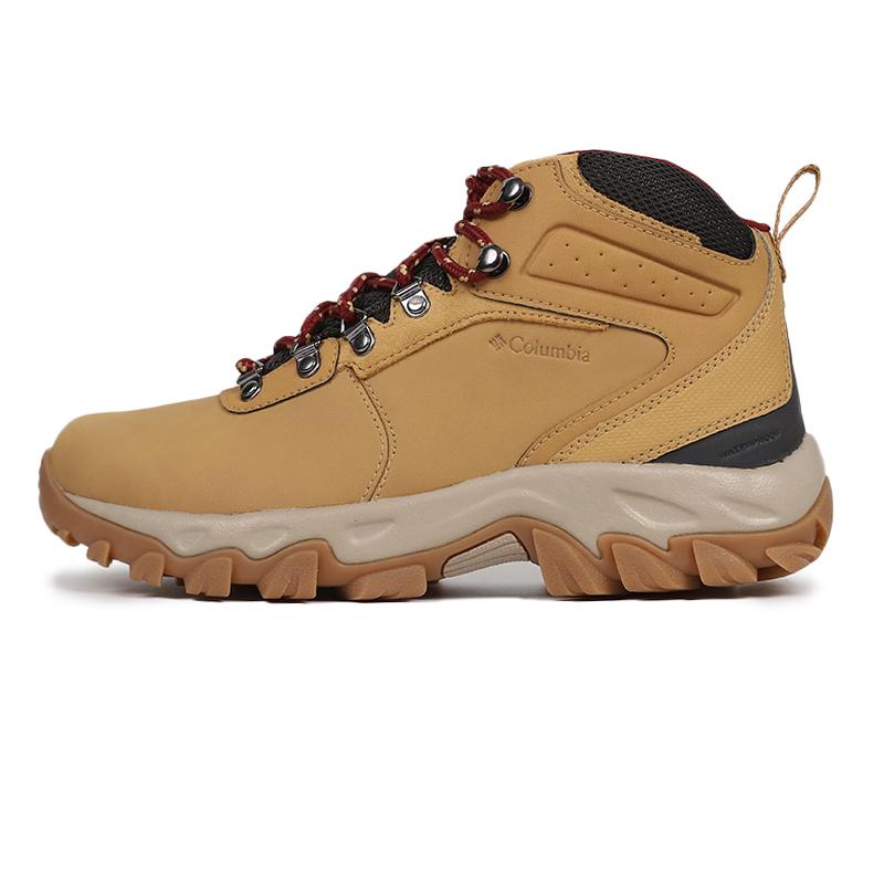 哥伦比亚 Columbia 男鞋 防水防滑耐磨户外运动鞋中帮徒步鞋 BM3970373