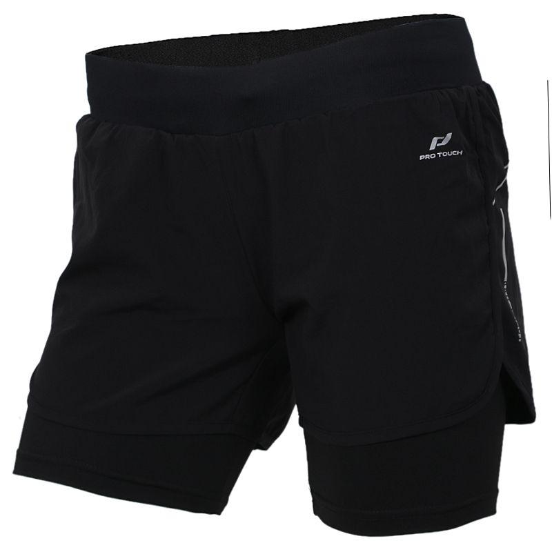 PRO TOUCH 女子 瑜伽健身梭织运动裤 285187-900050
