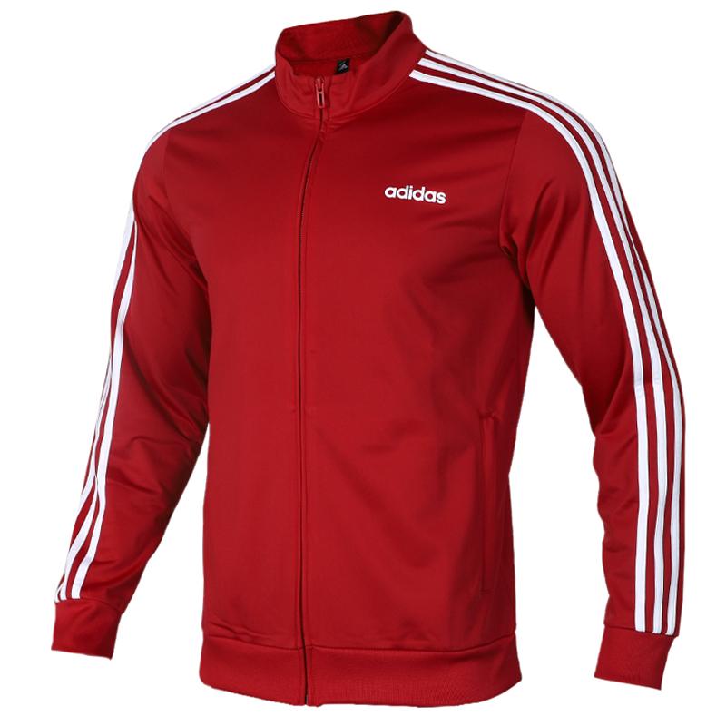 阿迪达斯 adidas E 3S TT TRIC  男子 立领跑步训练休闲时尚夹克外套  EI4891
