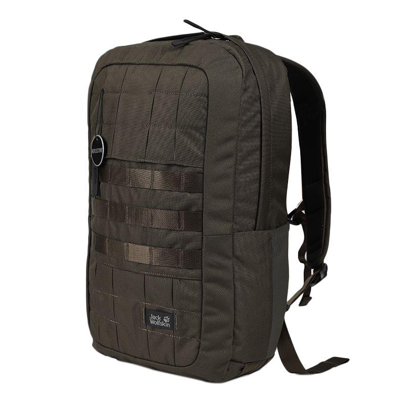狼爪 Jack wolfskin 中性 户外装备运动休闲旅行包双肩包背包书包 2007341-5043