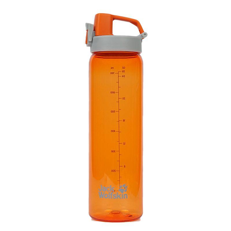 狼爪 Jack wolfskin  男女 户外运动小口健身塑料水瓶 8006131-3270