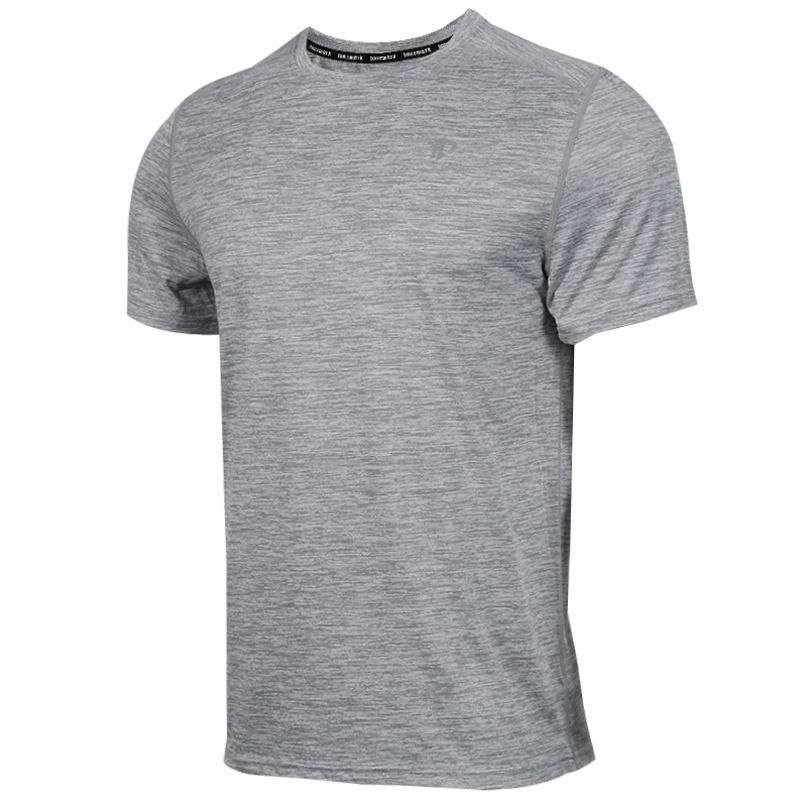 TOURMARK 男子 运动服跑步训练健身快干透气舒适休闲短袖T恤  T19201-05
