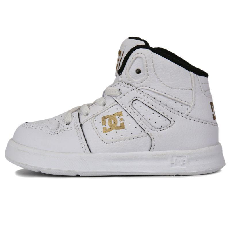 DC 儿童 舒适透气耐磨时尚潮流休闲鞋运动鞋 ADTS700053WKO