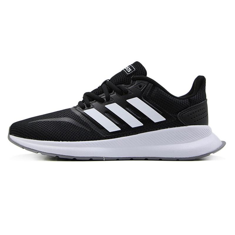 阿迪达斯 adidas 女子 缓震耐磨休闲透气鞋青年时尚网面低帮时尚潮流训练跑步鞋 F36218