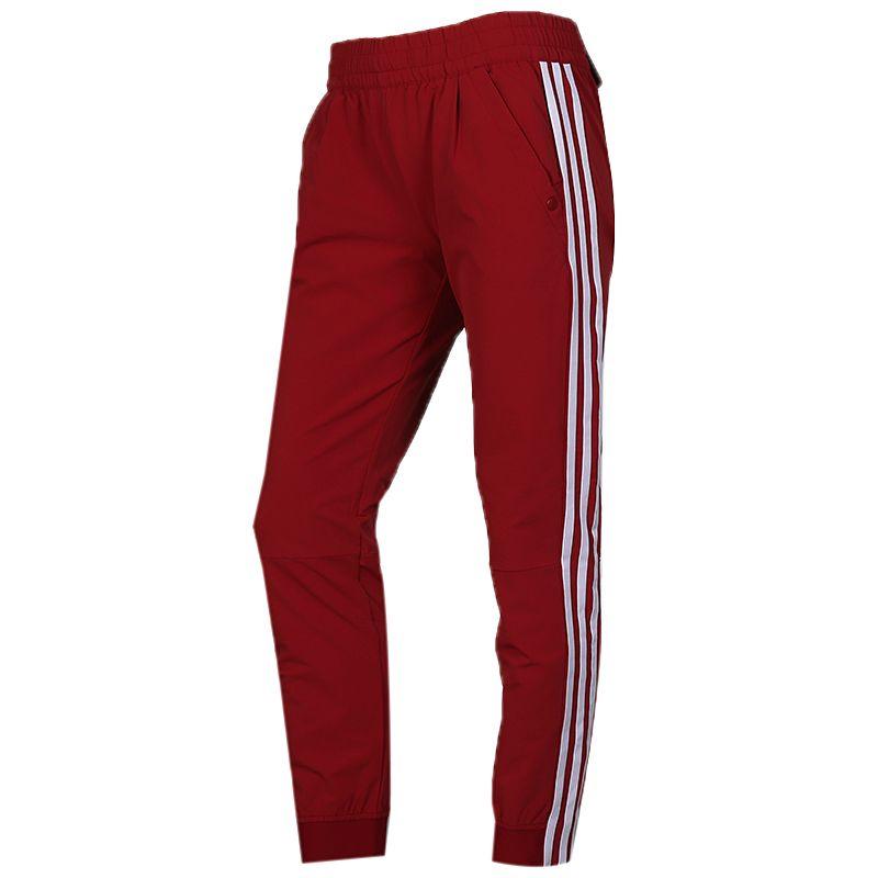 阿迪达斯 adidas 女子 运动梭织长裤 EH3847