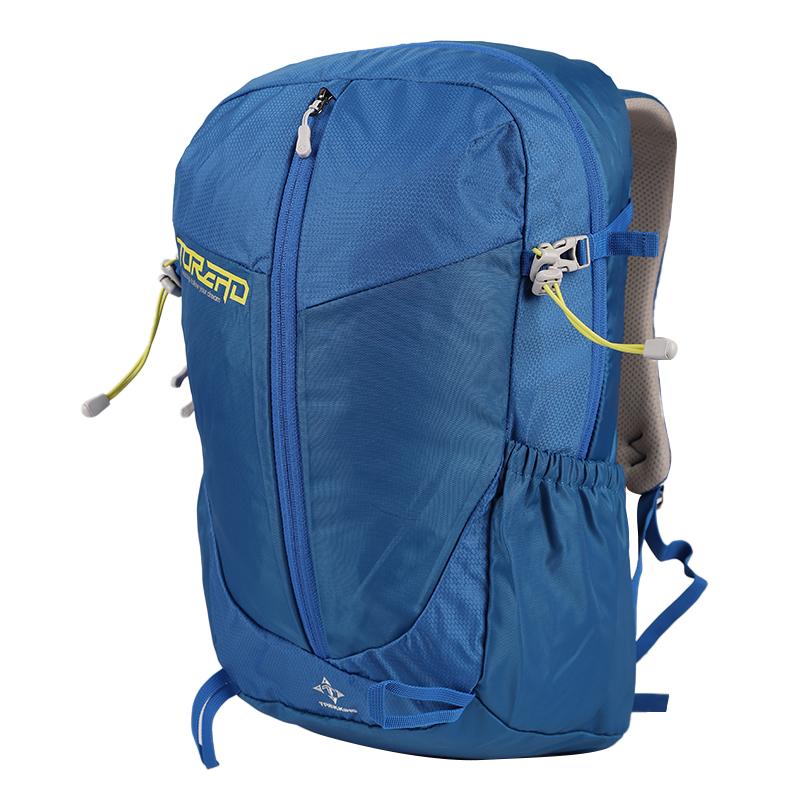 探路者 TOREAD 男女 旅游包户外双肩包书包轻质时尚休闲徒步包 ZEBG80108-CA3X