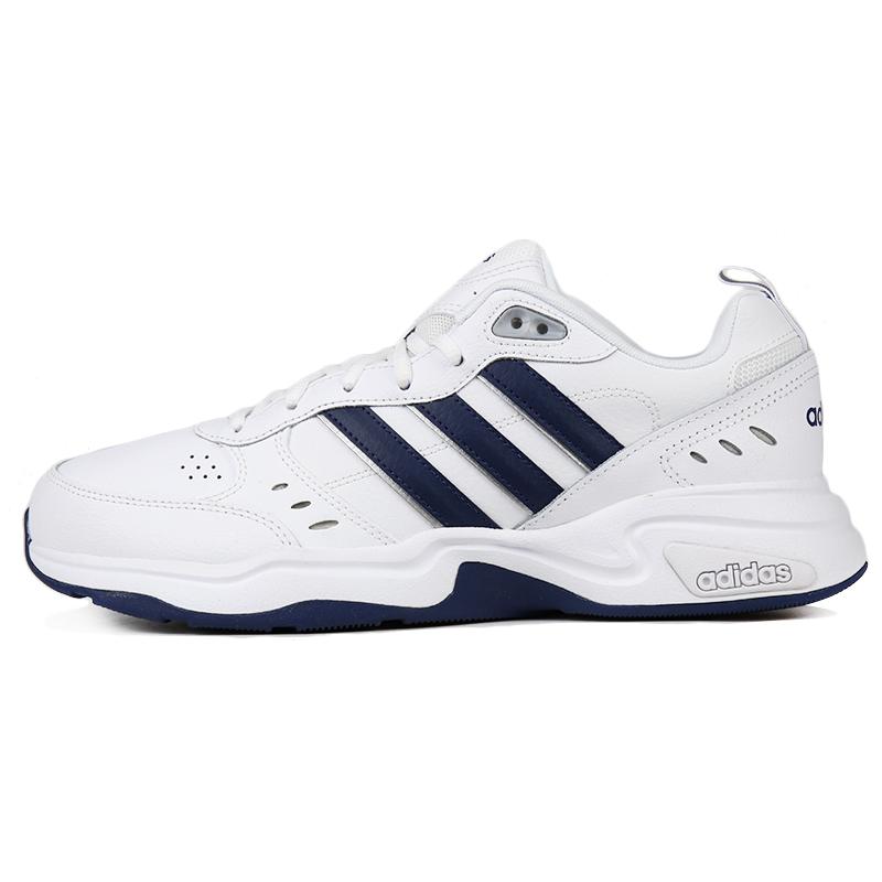 阿迪达斯 adidas STRUTTER 男子 跑步健身运动鞋舒适透气网球鞋 EG2654